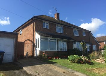 Thumbnail 3 bed semi-detached house for sale in Tresco Road, Berkhamsted