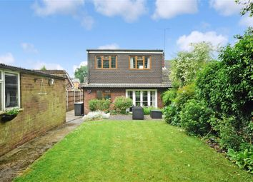 Thumbnail 2 bed terraced bungalow for sale in Hornbeam Close, Theydon Bois, Epping, Essex