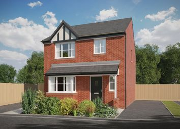 Thumbnail 3 bed detached house for sale in Scotchbarn Rise, Scotchbarn Lane, Whiston