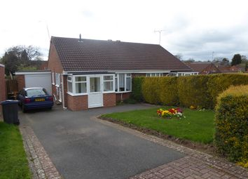 Thumbnail 2 bed semi-detached bungalow for sale in Rea Valley Drive, Northfield, Birmingham