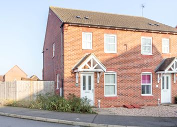 Thumbnail 2 bed semi-detached house for sale in Spencer Road, Wellingborough