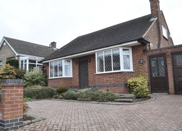 Thumbnail 3 bedroom detached bungalow for sale in Pear Tree Avenue, Newhall, Swadlincote