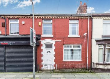 Thumbnail 3 bed terraced house for sale in Macdonald Street, Wavertree, Liverpool, Merseyside