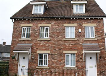 Thumbnail 3 bedroom town house for sale in Adams Land, Coalpit Heath, Bristol