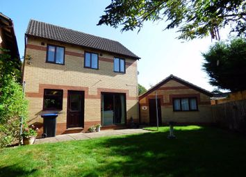 Thumbnail 3 bed detached house for sale in Kingfisher Close, Woodford Halse, Northants