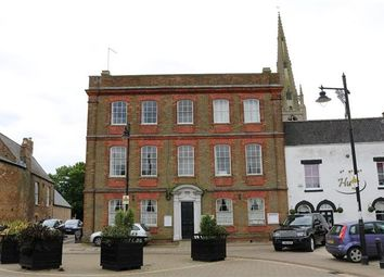 Thumbnail 1 bedroom flat to rent in Mansion House, Market Place, Whittlesey