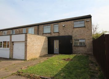3 bed end terrace house for sale in Eyrescroft, Bretton, Peterborough PE3