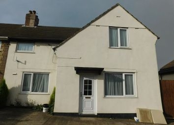 Thumbnail 3 bedroom semi-detached house to rent in Main Street, Shirebrook, Mansfield