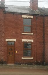 Thumbnail 2 bedroom terraced house to rent in Close Street, Hemsworth, Pontefract