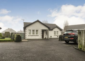 Thumbnail 3 bed detached bungalow for sale in 10 Crosslaw Burn, Moffat, Dumfries & Galloway