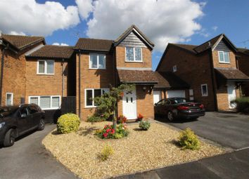 Thumbnail 3 bed detached house for sale in Ransome Close, Shaw, Swindon