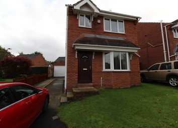 Thumbnail 3 bed detached house to rent in Skelldale View, Ripon
