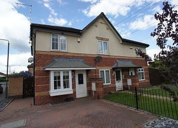 Thumbnail 2 bed semi-detached house to rent in Orkney Close, Stenson Field, Derby