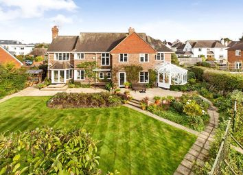 Thumbnail 5 bed detached house for sale in Hensleigh Drive, St. Leonards, Exeter