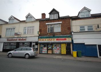 Thumbnail 2 bed flat to rent in King Street, Wallasey, Wirral
