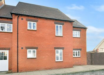 Thumbnail 2 bedroom flat for sale in Barnwell Court, Mawsley Village, Kettering, Northants