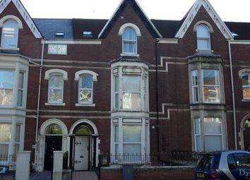 Thumbnail 3 bedroom flat to rent in Flat 5, Sketty Road, Uplands, Swansea.