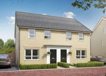 """Thumbnail 2 bed end terrace house for sale in """"Hawkwell"""" at Lower Road, Hullbridge, Hockley"""
