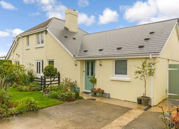 Thumbnail 4 bed detached house for sale in Pyworthy, Holsworthy