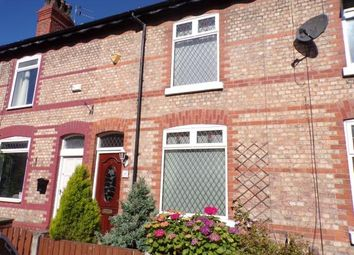 Thumbnail 2 bed terraced house for sale in Allanson Road, Northenden, Manchester