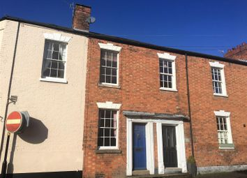 Thumbnail 2 bed terraced house for sale in Great William Street, Stratford-Upon-Avon