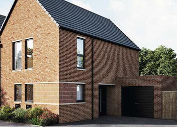 "Thumbnail 3 bed terraced house for sale in ""The Brunel"" at Brunel Street, Bensham, Gateshead"