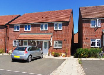 Thumbnail 3 bed semi-detached house for sale in Codling Road, Evesham