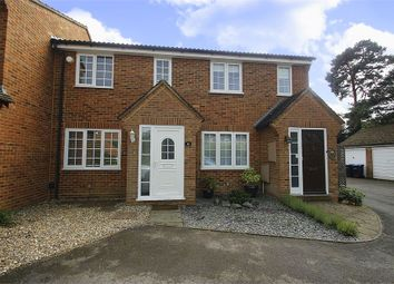 Thumbnail 3 bed terraced house to rent in Larksfield, Englefield Green, Surrey