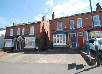 Thumbnail 4 bed semi-detached house to rent in Park Hill Road, Harborne
