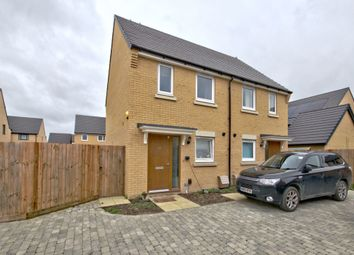 2 bed semi-detached house for sale in Heron Road, Northstowe, Cambridge CB24