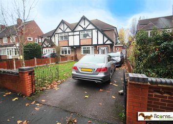 Thumbnail 3 bed semi-detached house for sale in Walstead Road, Walsall