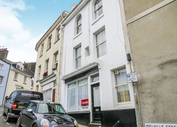 Thumbnail 1 bedroom flat for sale in Melville Street, Torquay