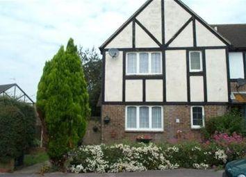 Thumbnail 1 bed property to rent in Fleet Close, Littlehampton