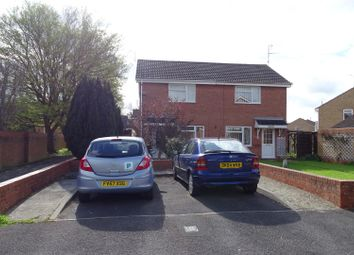 Thumbnail 2 bedroom semi-detached house to rent in Hornsey Gardens, Swindon