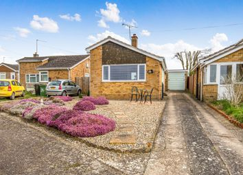 Thumbnail 2 bed detached bungalow for sale in Priory Close, Sporle, King's Lynn