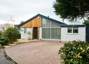 Thumbnail 4 bed detached bungalow for sale in Carwood Lane, Whittle-Le-Woods, Chorley