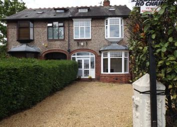 Thumbnail 5 bed semi-detached house for sale in Manchester Road, Altrincham, Greater Manchester