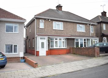 Thumbnail 2 bed semi-detached house for sale in Bank Avenue, Sutton-In-Ashfield