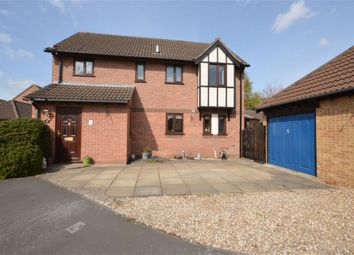 Thumbnail 4 bed detached house for sale in St Margarets Drive, Sprowston, Norwich