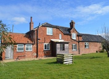 Thumbnail 3 bed detached house to rent in Belvoir Road, Woolsthorpe By Belvoir, Grantham