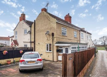 Thumbnail 2 bedroom cottage for sale in Doncaster Road, Stainforth, Doncaster