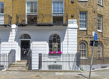 Wilmington Square, London WC1X. 3 bed flat for sale