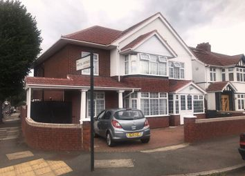 Thumbnail 1 bed flat to rent in Park Avenue, Southall