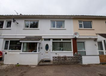 Thumbnail 2 bed terraced house for sale in Trewartha Close, Carbis Bay, St. Ives