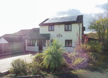 Thumbnail 5 bed detached house for sale in Paynters Mead, Vange, Basildon