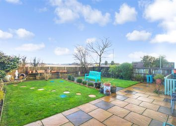Thumbnail 2 bed semi-detached bungalow for sale in Frognal Gardens, Teynham, Sittingbourne, Kent