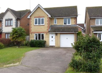 Thumbnail 4 bed detached house for sale in Sinclair Close, Maidenbower, Crawley