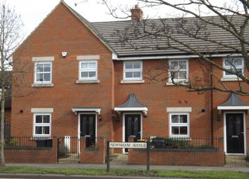 Thumbnail 3 bed terraced house to rent in Priory Mews, Bedford