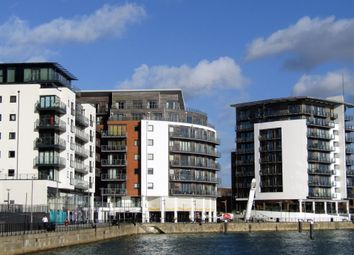 Thumbnail 2 bedroom flat to rent in Channel Way, Ocean Village, Southampton