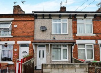 Thumbnail 3 bedroom terraced house for sale in Unwin Road, Sutton-In-Ashfield, Nottinghamshire, Notts